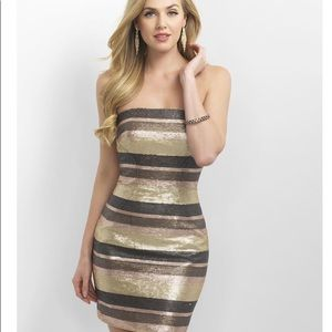 Blush C356 Gold Metallic size 2
